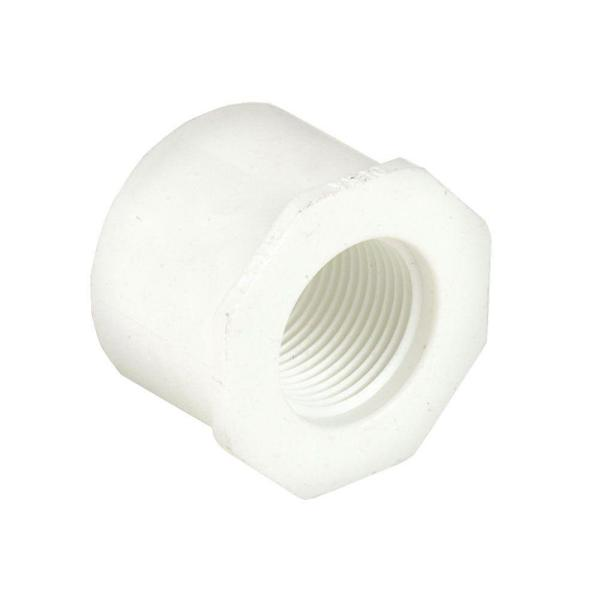 4 in. x 3 in. Schedule 40 PVC Reducer Bushing SPGxFPT