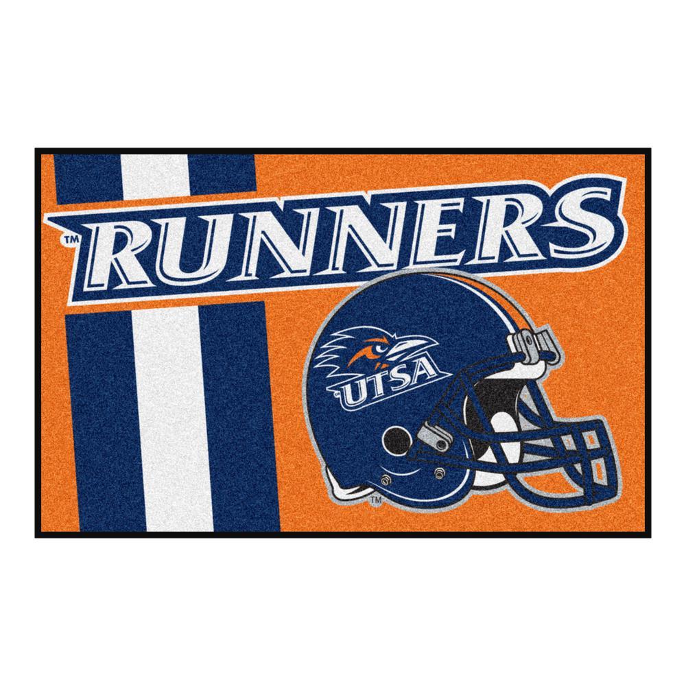 Team Colors: San Antonio Orange 2