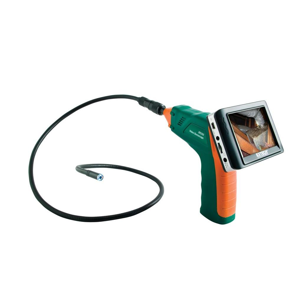 Video Borescope and Wireless Inspection Camera