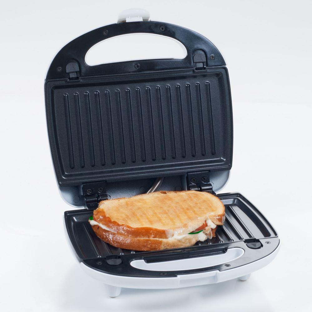 Chef Buddy 3-in-1 Panini Press