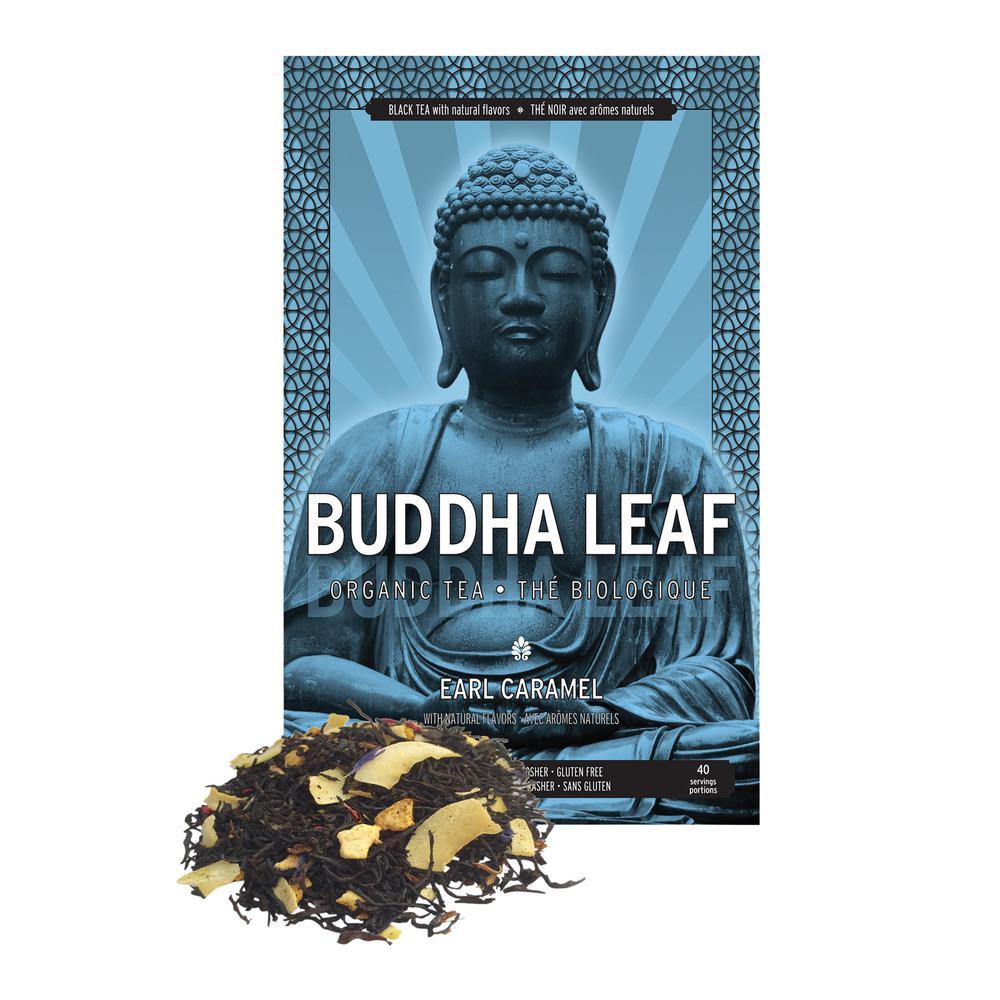 BUDDHA LEAF Org Earl Caramel Tea (6 Bags) TS-126-CS
