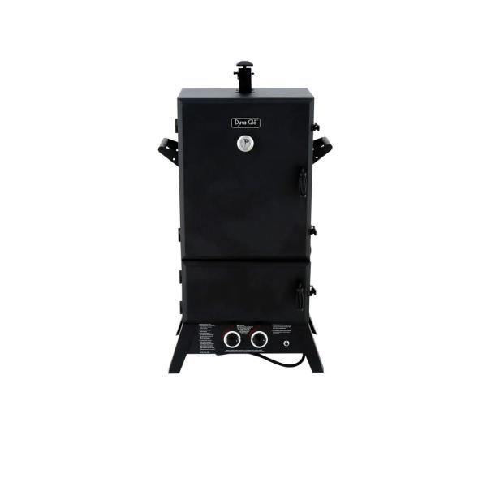 Vertical Wide Body Propane Gas Smoker