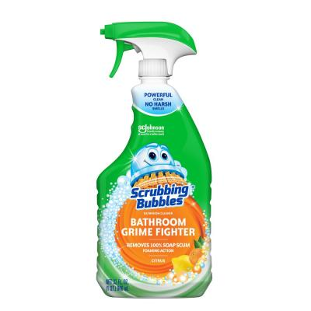 32 fl. oz. Citrus Bathroom Grime Fighter