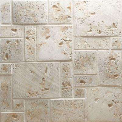 Coral Stone Tehama Flats 150 sq. ft. Bulk Pallet Manufactured Stone