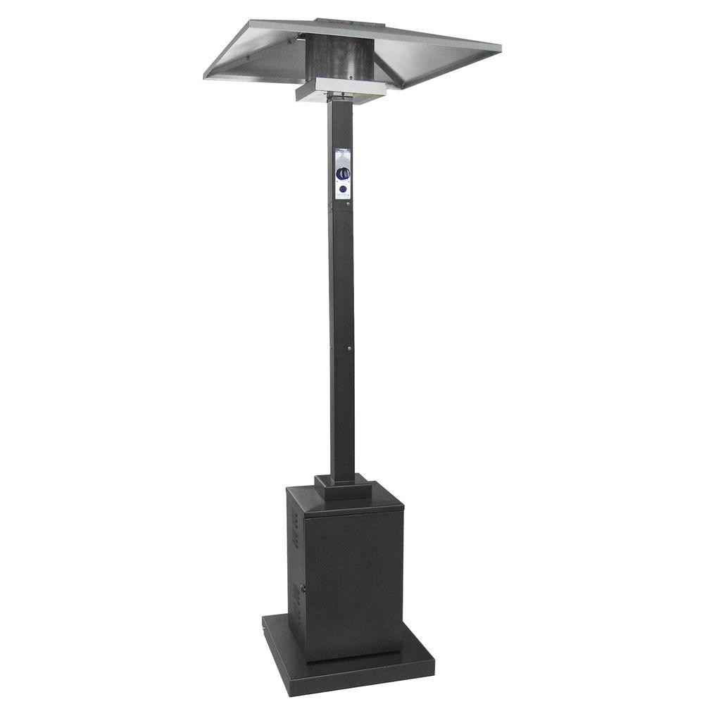 Beautiful AZ Patio Heaters 41,000 BTU Commercial Black Gas Patio Heater