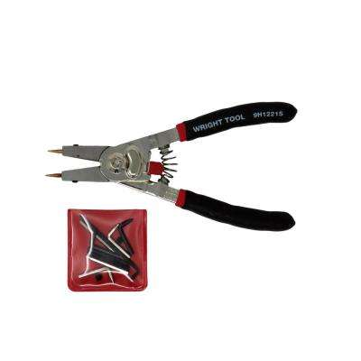Retaining Snap Ring Plier and Replacement Tips