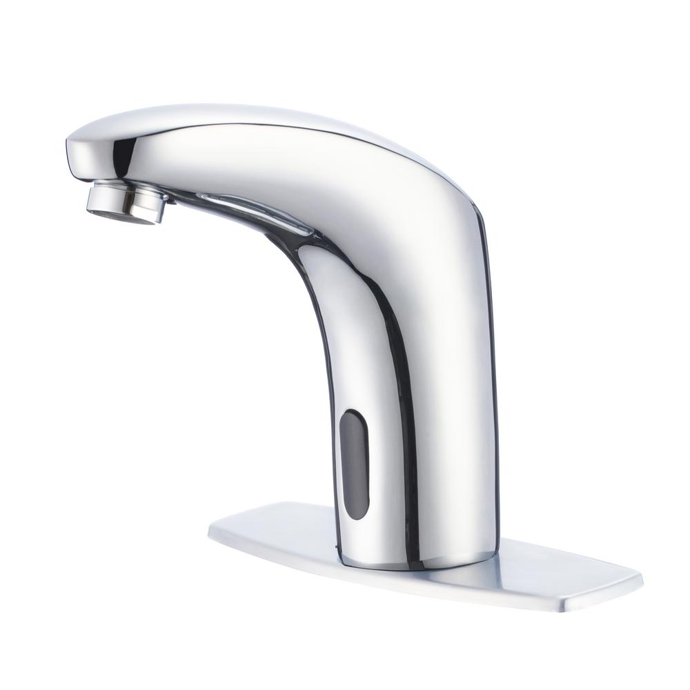 iTouchless EZ Faucet - Touch-Free Automatic Sensor Faucet Adapter ...