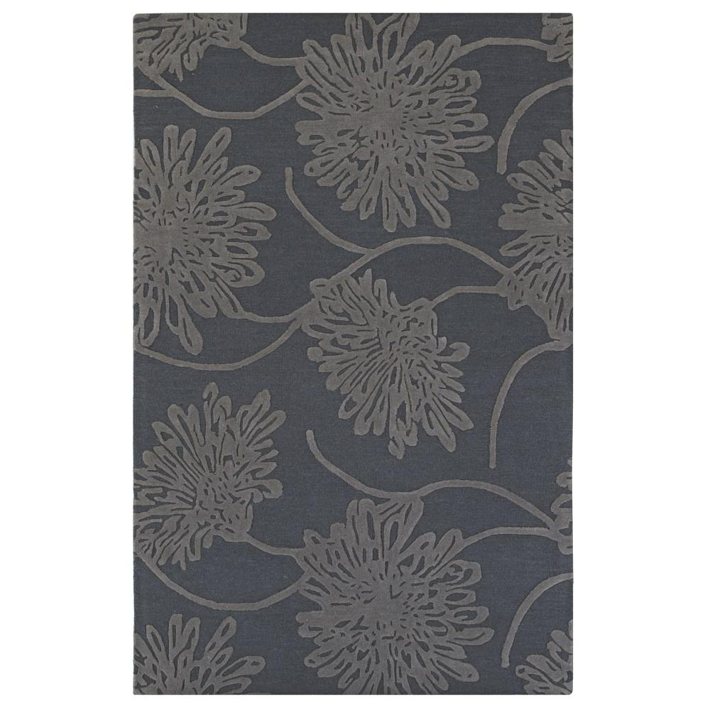 Bouquet Slate 3 ft. 6 in. x 5 ft. 6 in.