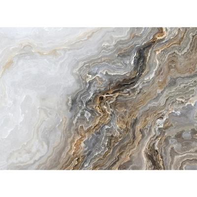 Taupe Agate 18 in. W x 13 in. L Polypropylene 4-pack Placemat Set
