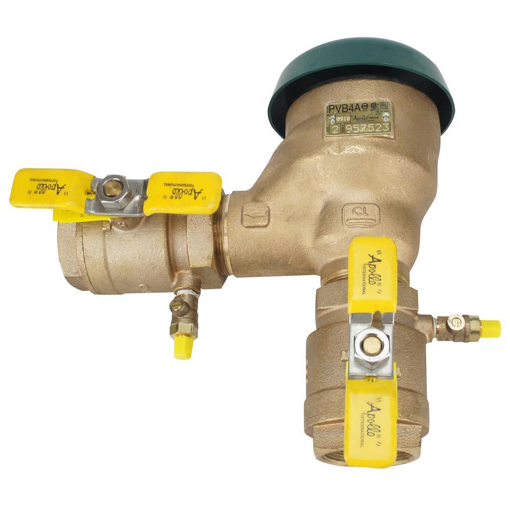 2 in. Bronze FIP Pressure Vacuum Breaker