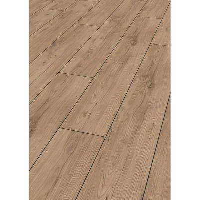 Take Home Sample -EIR Rybrook Chestnut Laminate Flooring - 5 in. x 7 in.