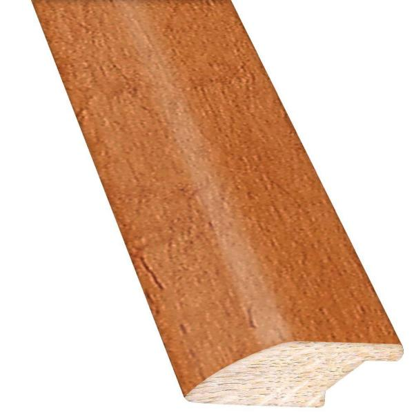 Heritage Mill Vintage Maple Gilded 3 4 In Thick X 2 1 4 In Wide X 78 In Length Hardwood Lipover Reducer Molding Lm7031 The Home Depot