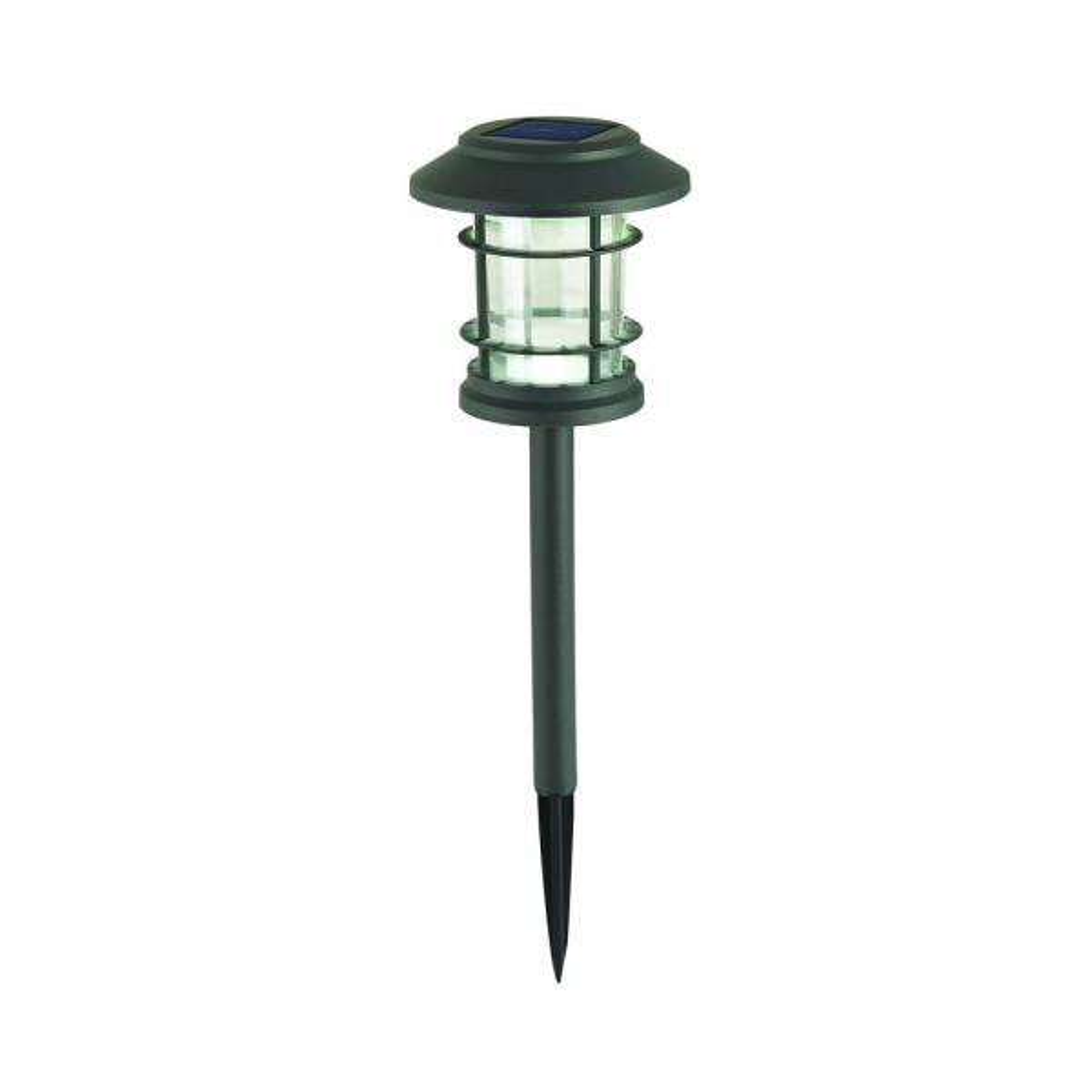 Solar Gray LED 10 Lumen Path Light (5-Pack)