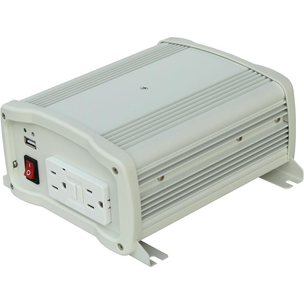 400-Watt Sine Wave Inverter with UL, CSA
