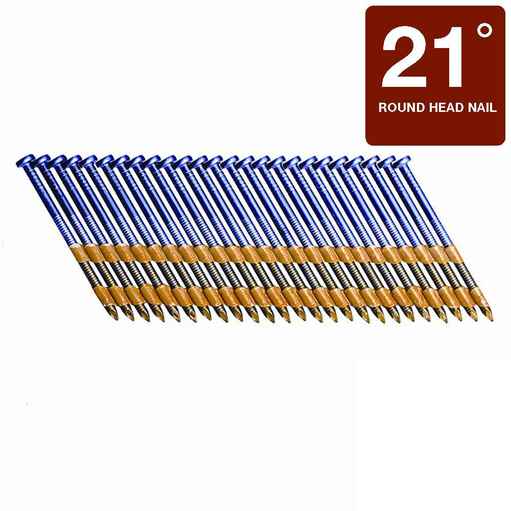 2 in. x 0.113 RS Stainless Nails (1,000-Count)