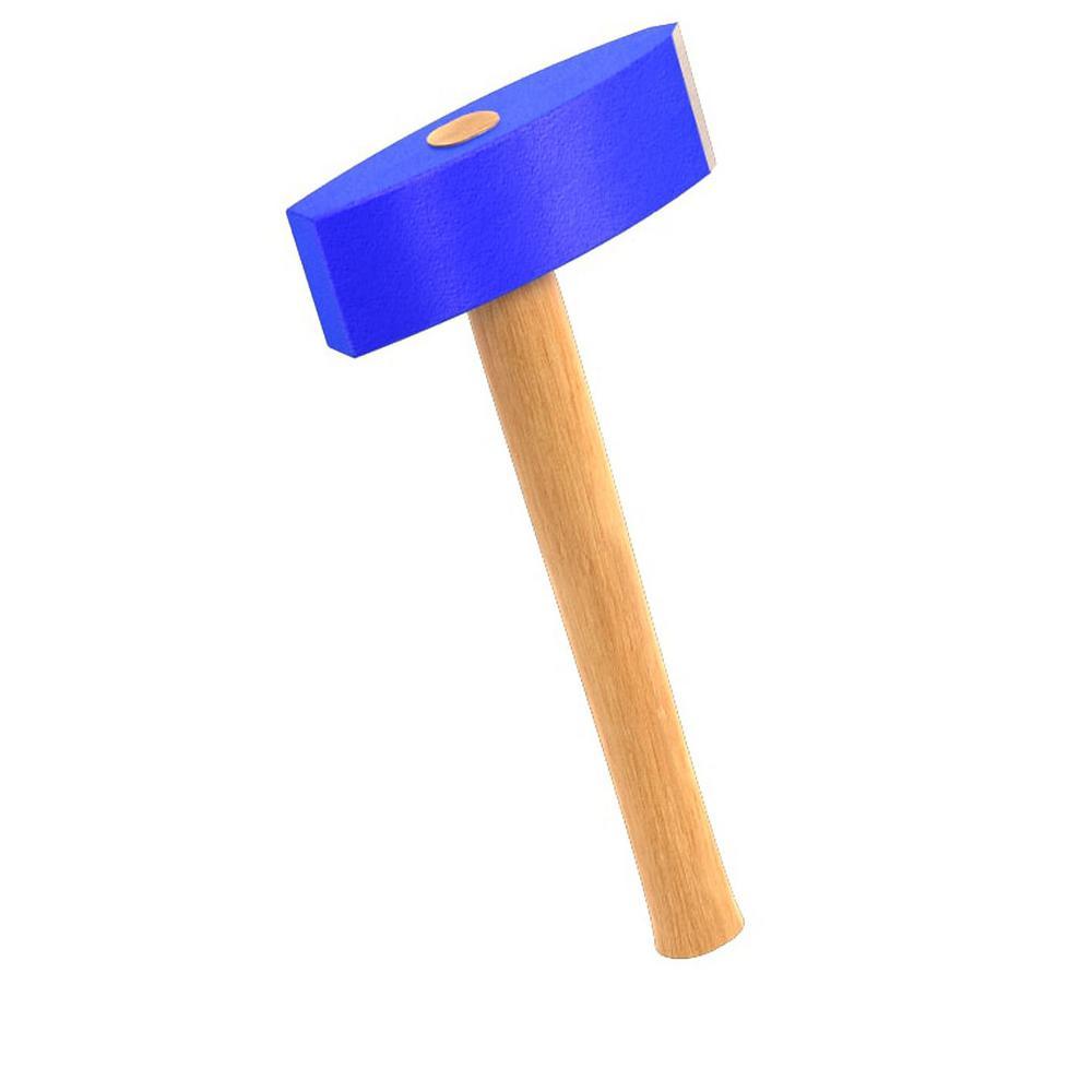 Stone Mason Tools : Bon tool lb rectangular face stone mason hammer