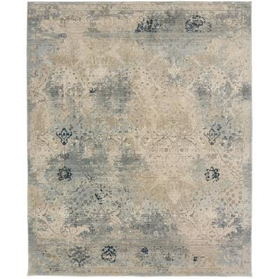 Sand and Sky 9 ft. x 12 ft. Area Rug