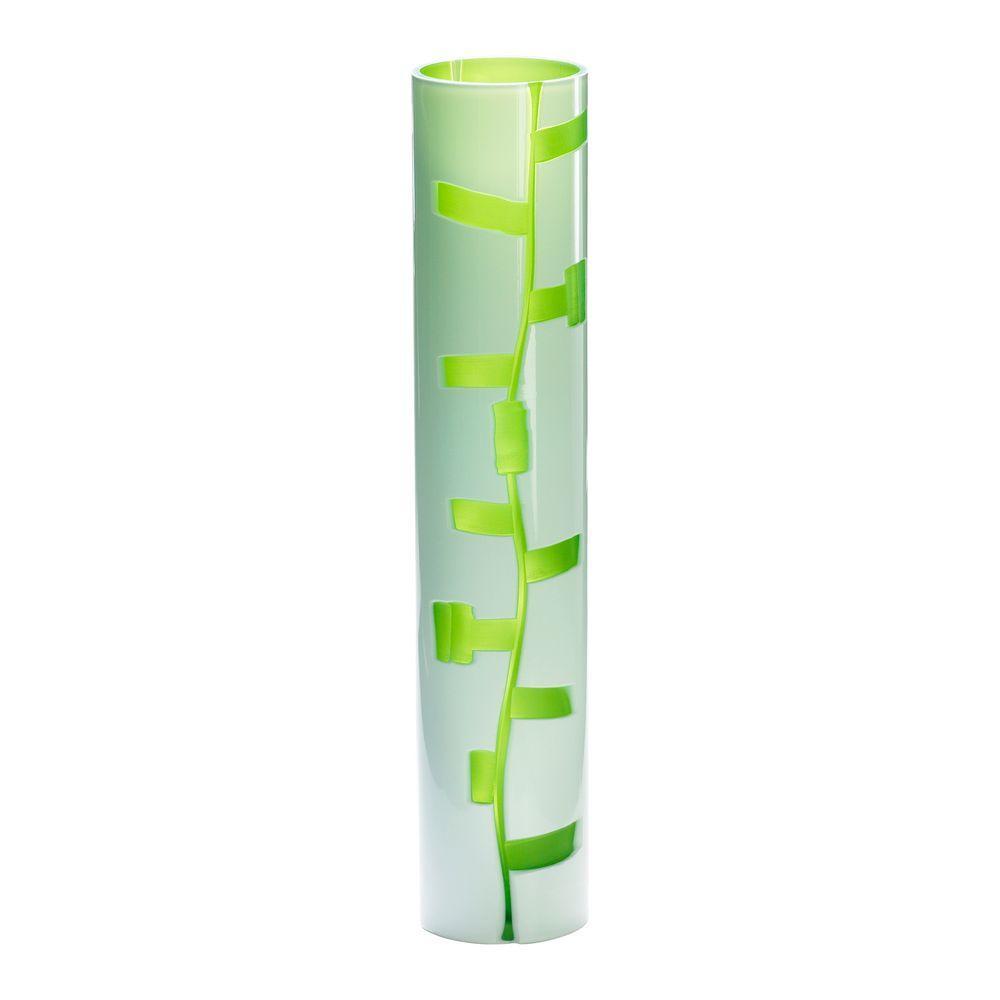 Filament Design Prospect 17.5 in. x 8.25 in. Black Vase