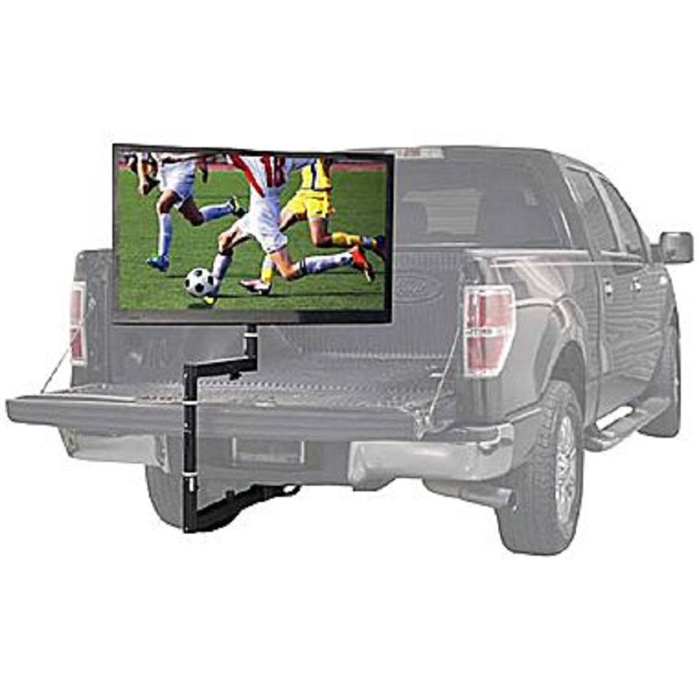 Helios Tailgate TV Mount Black