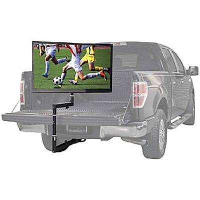 Tailgate TV Mount Black