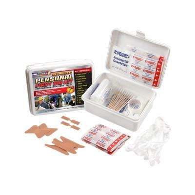 60-Piece Compact First Aid Kit