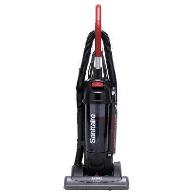 10 Amp, 3.50 Qt. Bagless Upright Vacuum Cleaner in Red