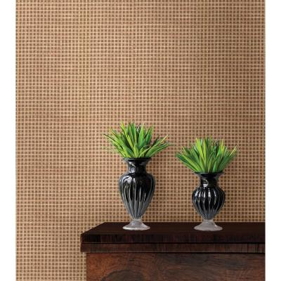 Ryotan Wheat Paper Weave Wallpaper
