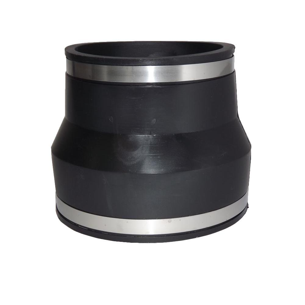 Nds in pvc hub reducer coupling p