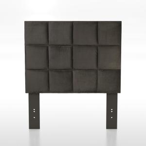 Prescott Brown Twin Size Headboard