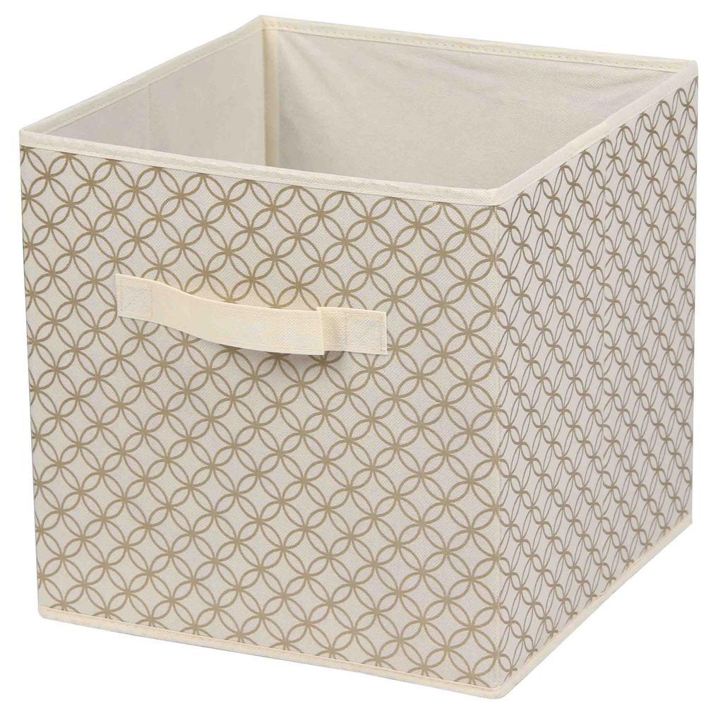 12 in. W x 12 in. H 1-Cube Storage Organizer