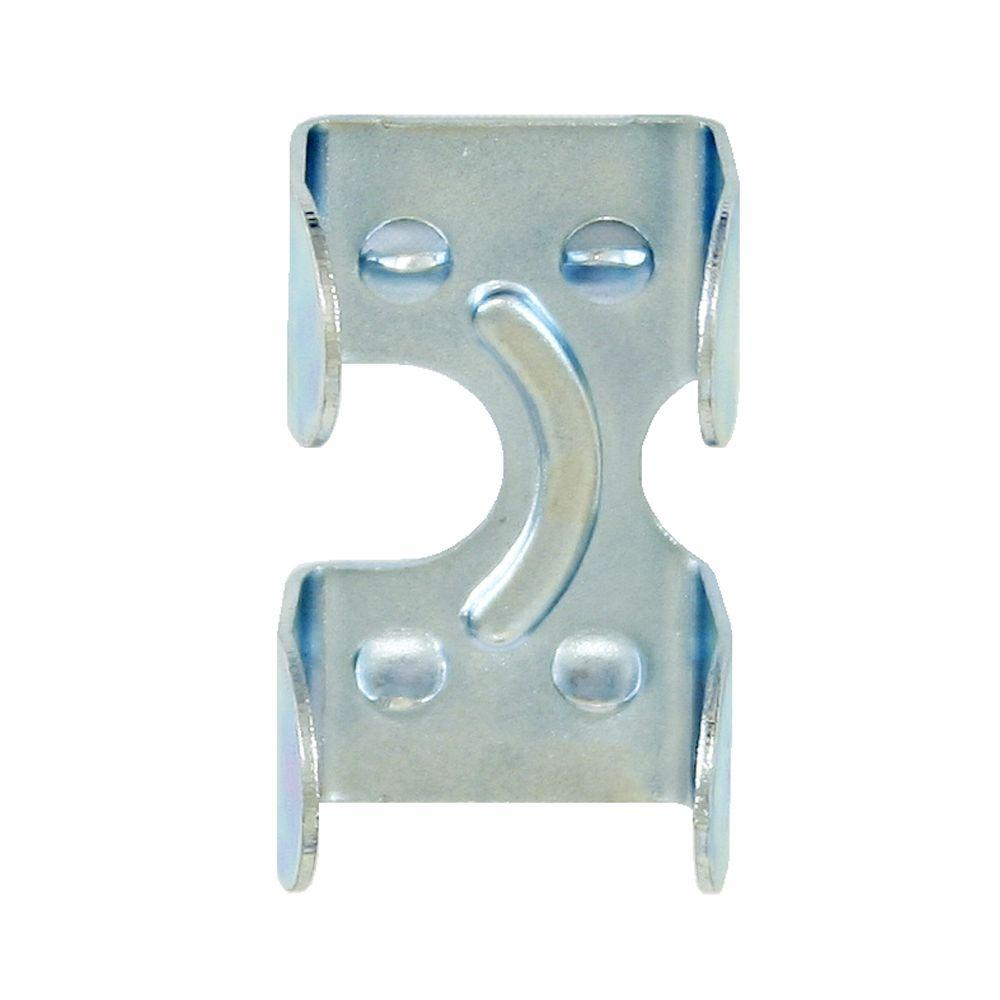 Lehigh Zinc-Plated Rope Clamps (2-Pack)-7045S-6 - The Home Depot