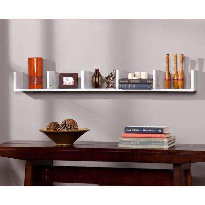 Midge Decorative Shelf in White