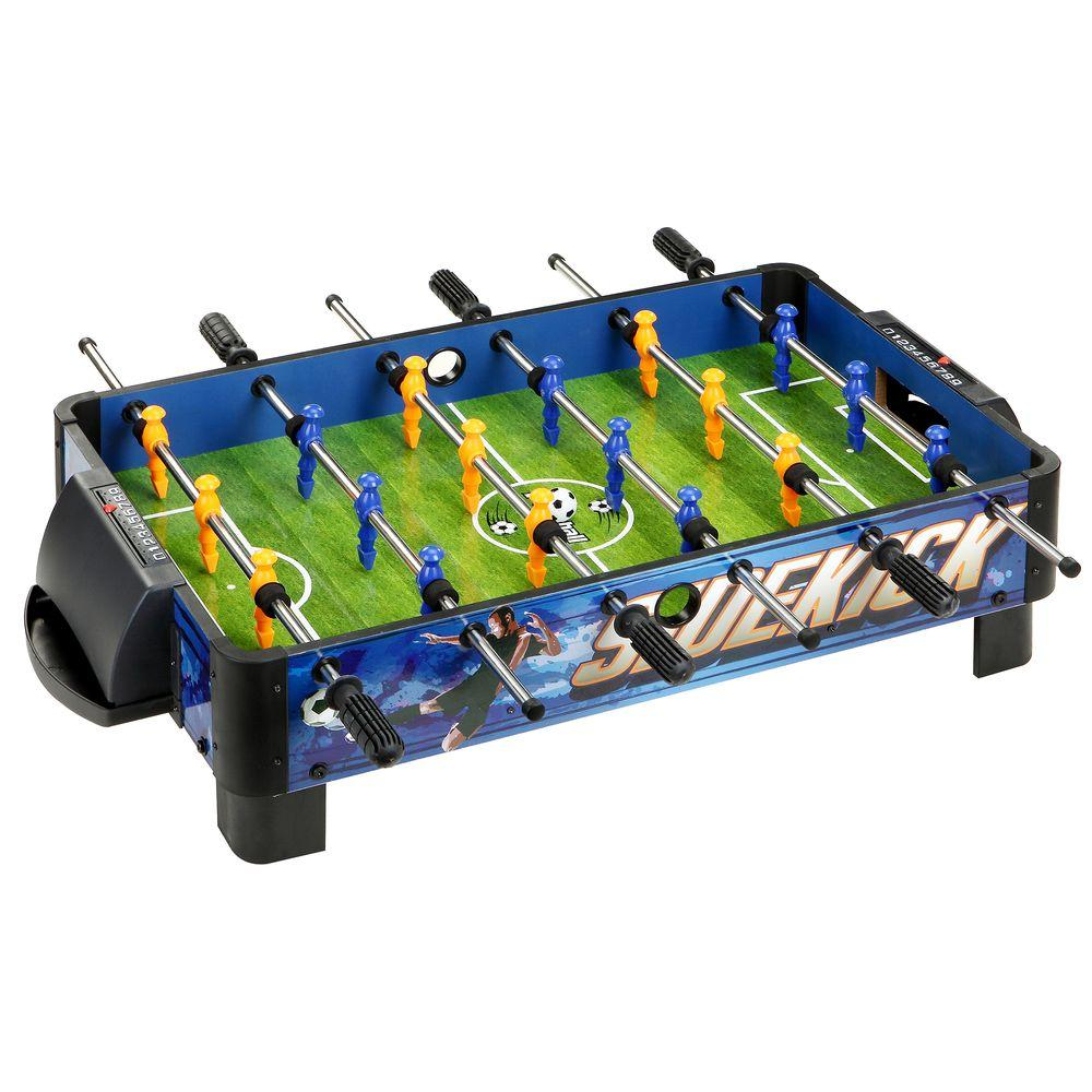 Hathaway Sidekick 38 in. Table Top Foosball-BG1028T - The Home Depot