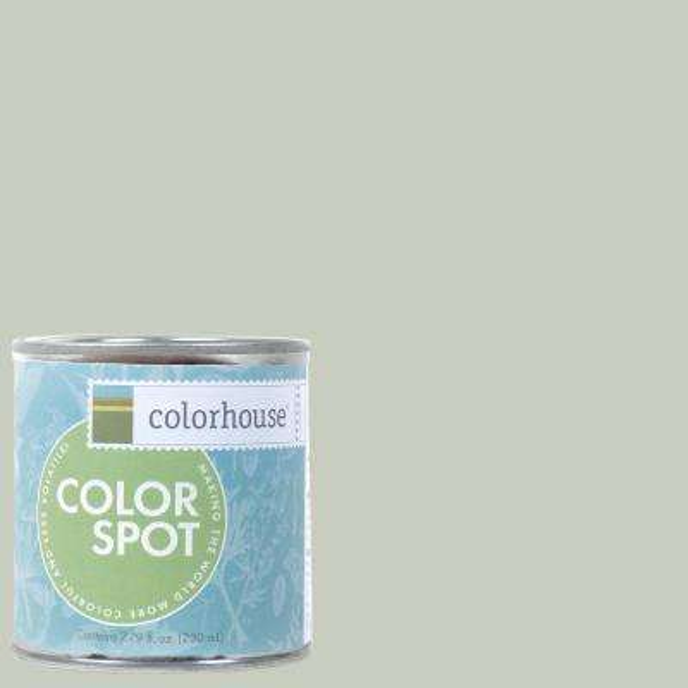 8 oz. Leaf .03 Colorspot Eggshell Interior Paint Sample