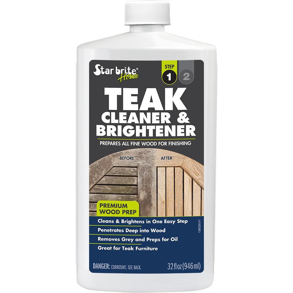 32 oz. Teak Cleaner/Brightener