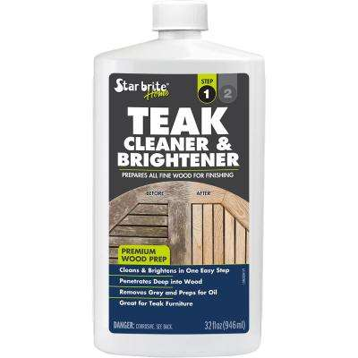 32 oz. Teak Cleaner/Brightener