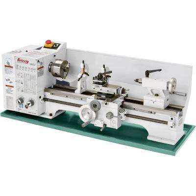 11 in. x 26 in. Bench Lathe with Gearbox