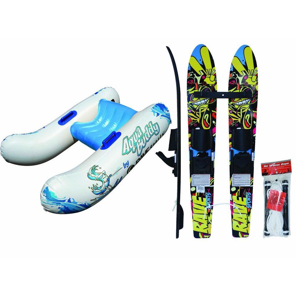 6.5 in. Water Ski Starter Package