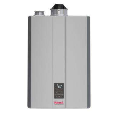 I Series Natural Gas or Liquid Propane Boiler/Water Heater with 90,000 BTU Input