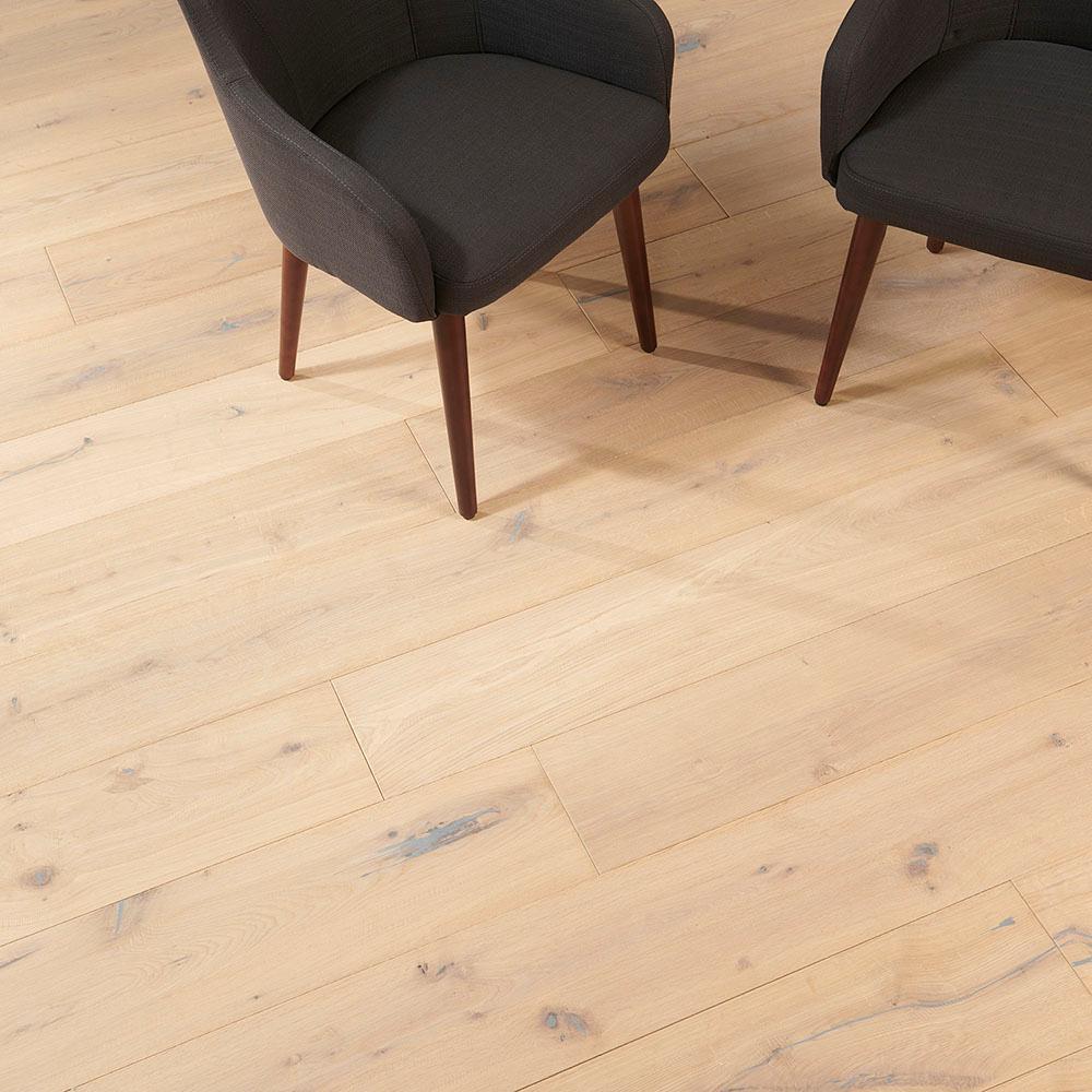 Take Home Sample - Avenel  Oak Engineered Hardwood Flooring - 7-7/16 in. x 8 in.