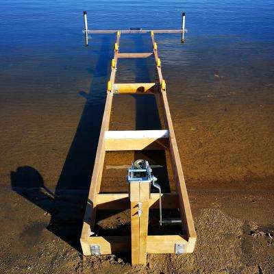 Boat Ramp Kit for craft up to 1,200 lbs.