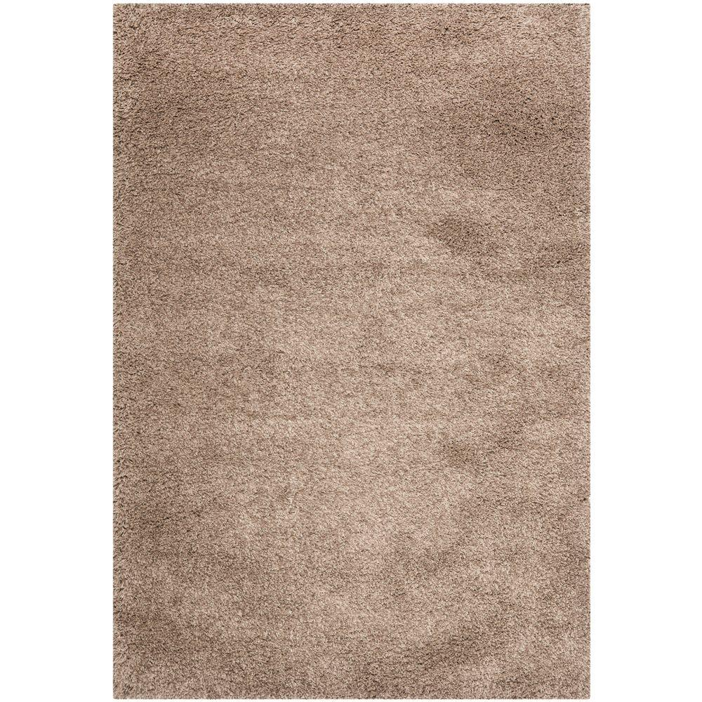 Safavieh California Shag Taupe 11 ft. x 15 ft. Area Rug