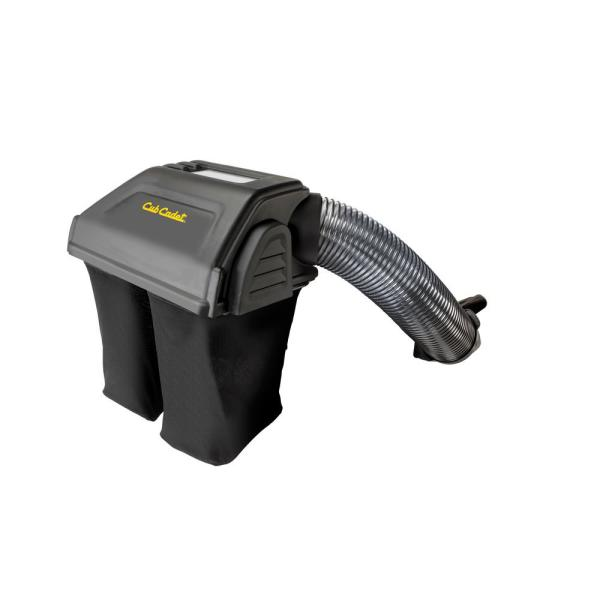 Original Equipment 42 in. and 46 in. Double Bagger for XT1 and XT2 Series Riding Lawn Mowers (2015 and After)