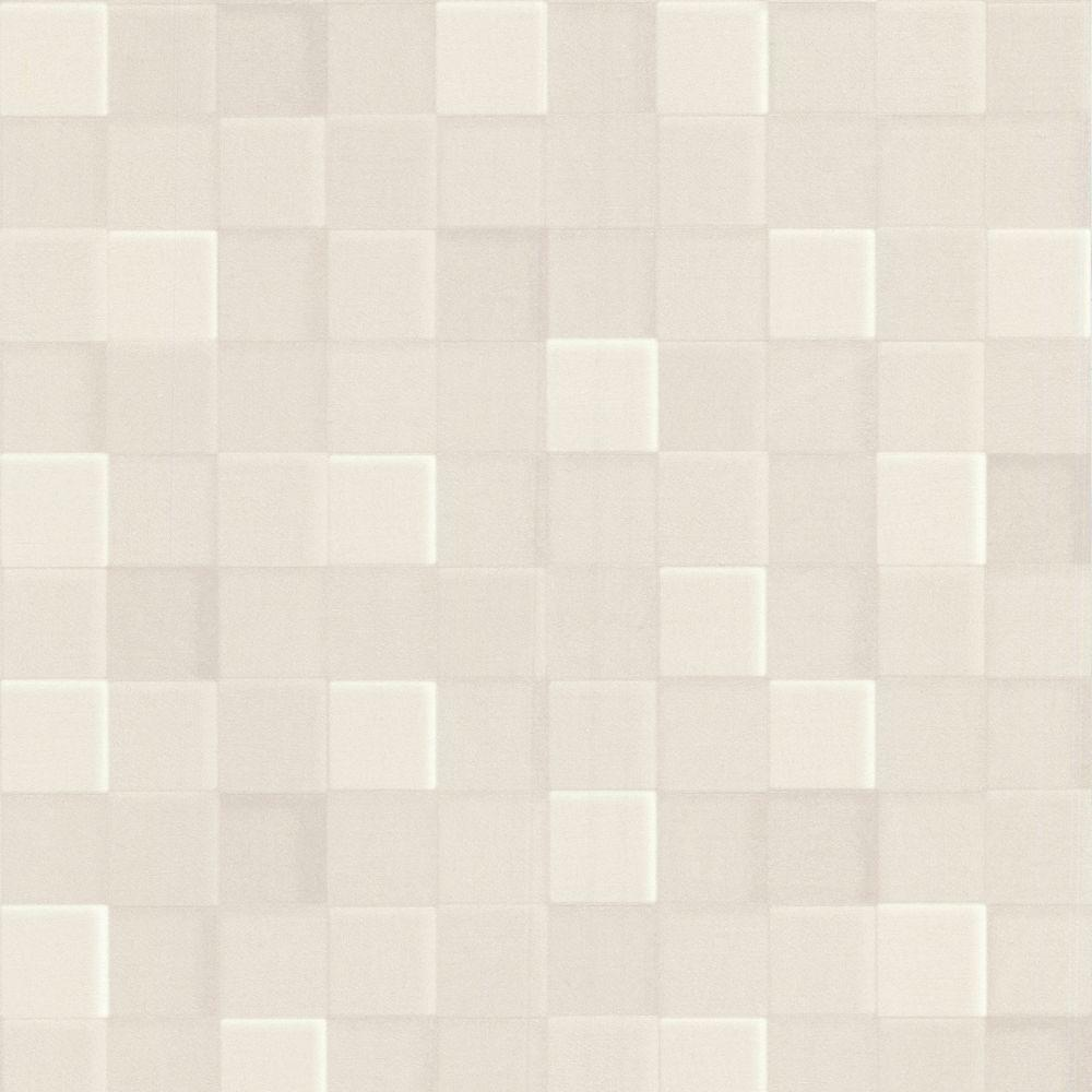 Graham & Brown 56 sq. ft. Fallon Cream Wallpaper
