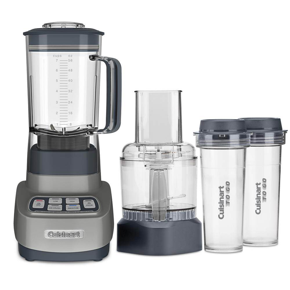 Cuisinart Velocity Ultra Trio 1 HP Blender and Food Proce...