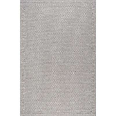 Serenity Cream 8 ft. x 10 ft. Area Rug