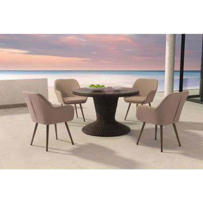 Noe Aluminum Outdoor Dining Table