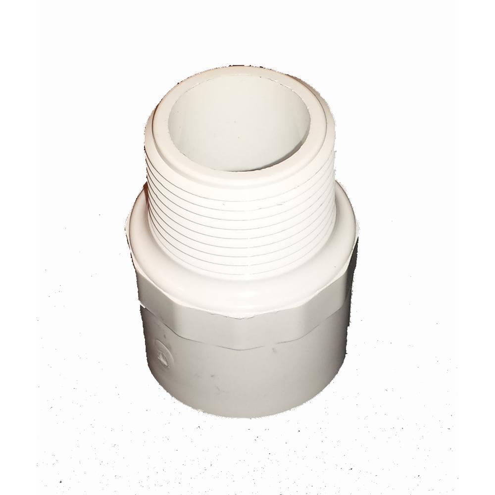 DURA 3/4 in. Schedule 40 PVC Male Adapter