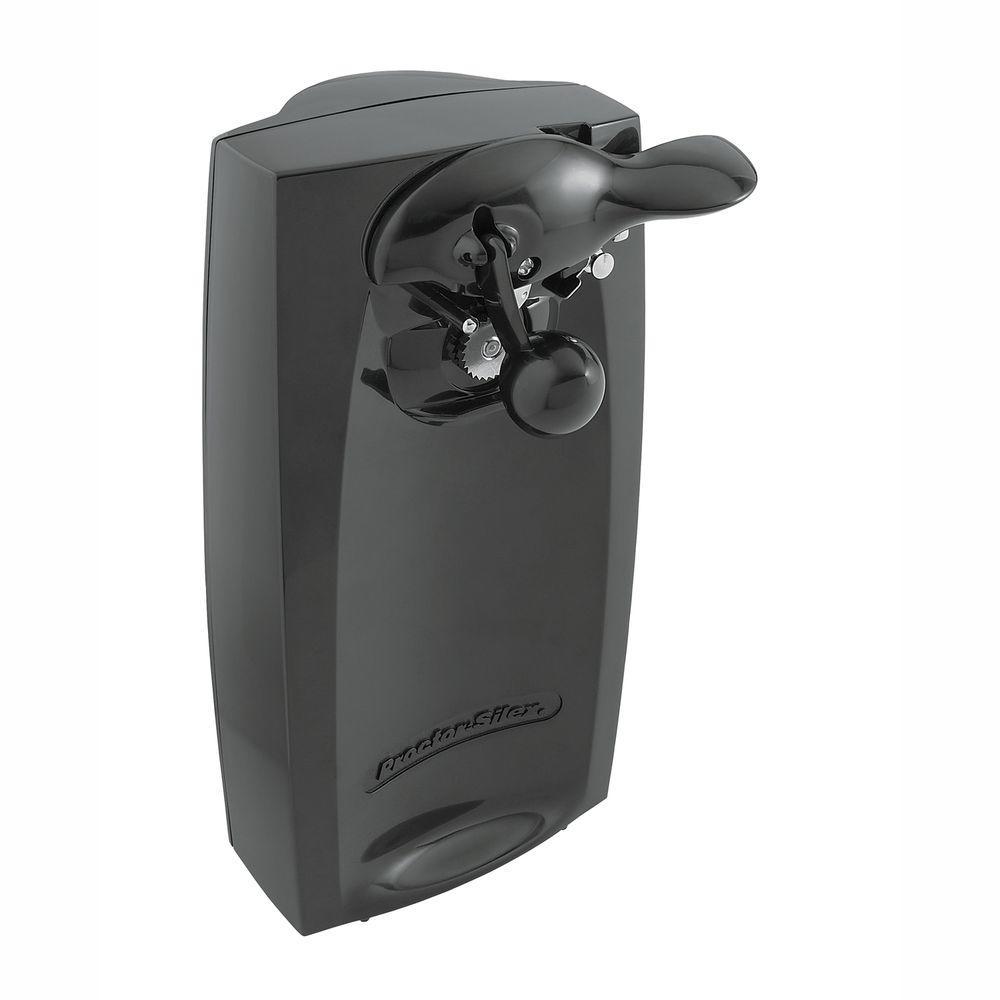 Proctor Silex AC Can Opener in Black