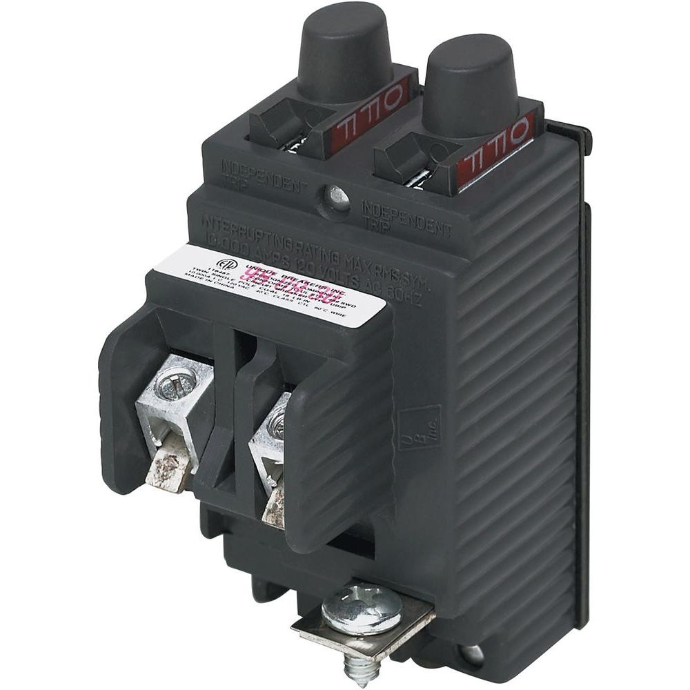 1-pole type p pushmatic replacement circuit breaker